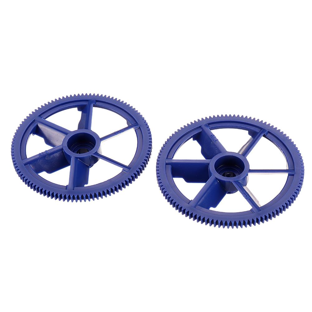 rc-helicopter-parts 1 Pair Tail Drive Gear for Align T-REX 450 Pro/ALZRC Devil 450 Pro HOB1658962 1