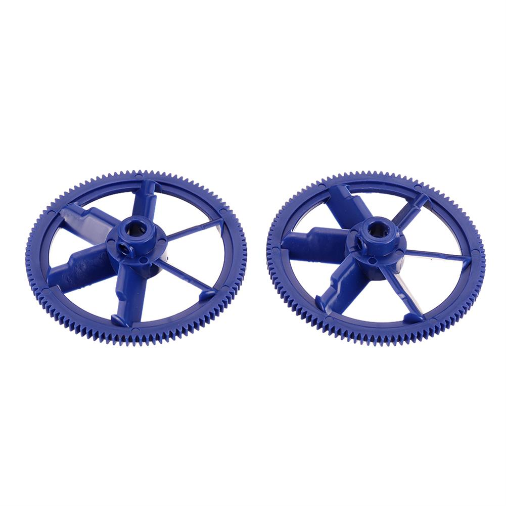 rc-helicopter-parts 1 Pair Tail Drive Gear for Align T-REX 450 Pro/ALZRC Devil 450 Pro HOB1658962 2