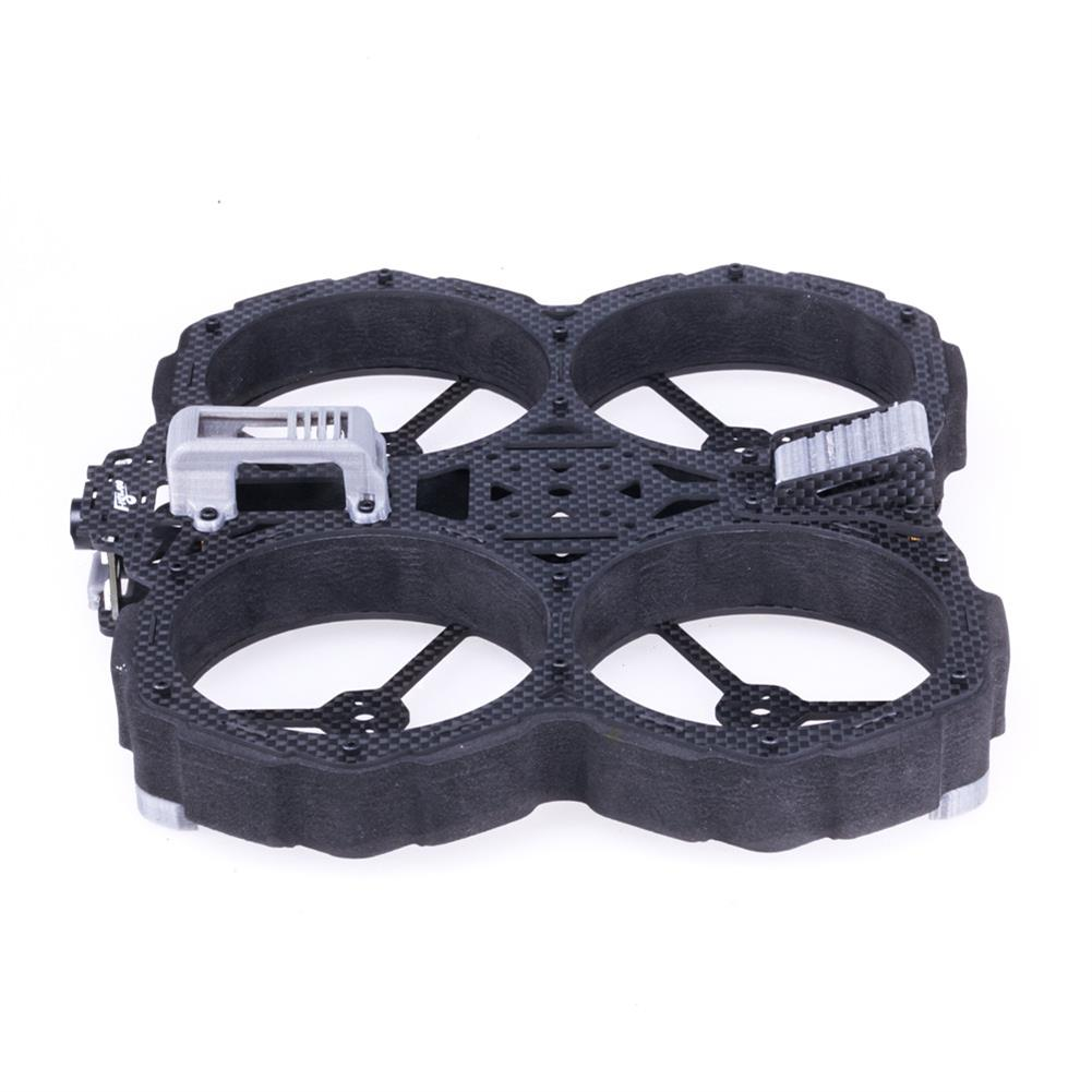 multi-rotor-parts Flywoo Chasers DJI Version 138mm 3K Carbon Fiber Frame Kit w/ Ducts Compatible DJI Air Unit for RC Drone HOB1660330 2