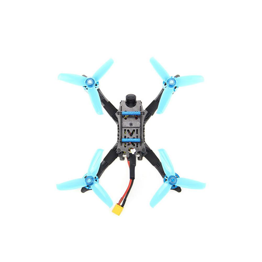 fpv-racing-drone HGLRC XJB-145MM V1.2 3 inch 3-4S FPV Racing Drone PNP/BNF F4 Mini FC 35A ESC 1407 3600KV Motor RunCam Nano 2 Camera HOB1661531 2