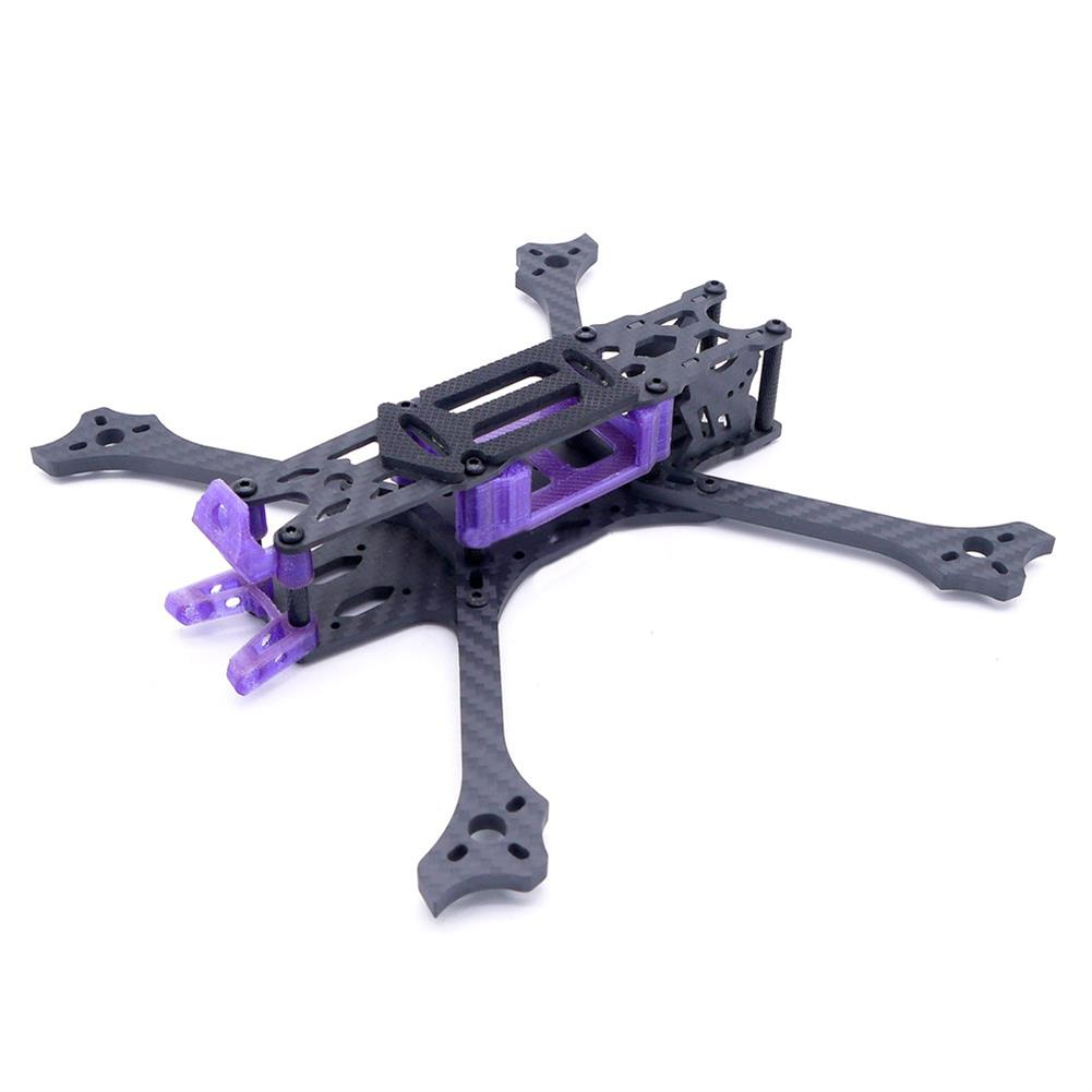 multi-rotor-parts Cockroach HX V4 220MM / H-Type V4 Pro 223MM 5inch Carbon Fiber FPV Racing Frame Kit for Mini RC Drone Quadcopter DIY Parts HOB1662361