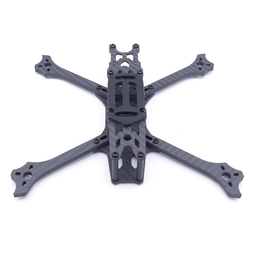 multi-rotor-parts Cockroach HX V4 220MM / H-Type V4 Pro 223MM 5inch Carbon Fiber FPV Racing Frame Kit for Mini RC Drone Quadcopter DIY Parts HOB1662361 2