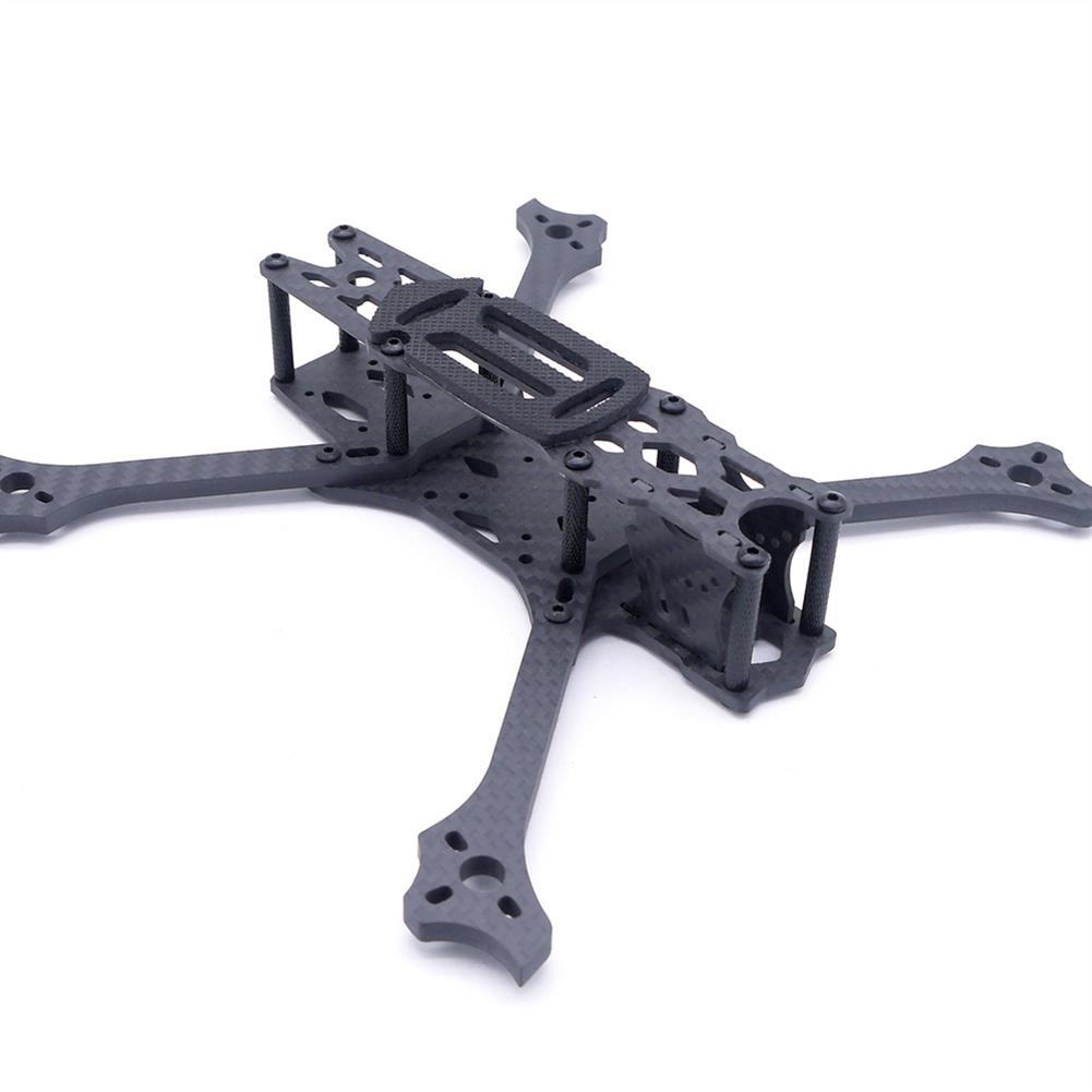 multi-rotor-parts Cockroach HX V4 220MM / H-Type V4 Pro 223MM 5inch Carbon Fiber FPV Racing Frame Kit for Mini RC Drone Quadcopter DIY Parts HOB1662361 3
