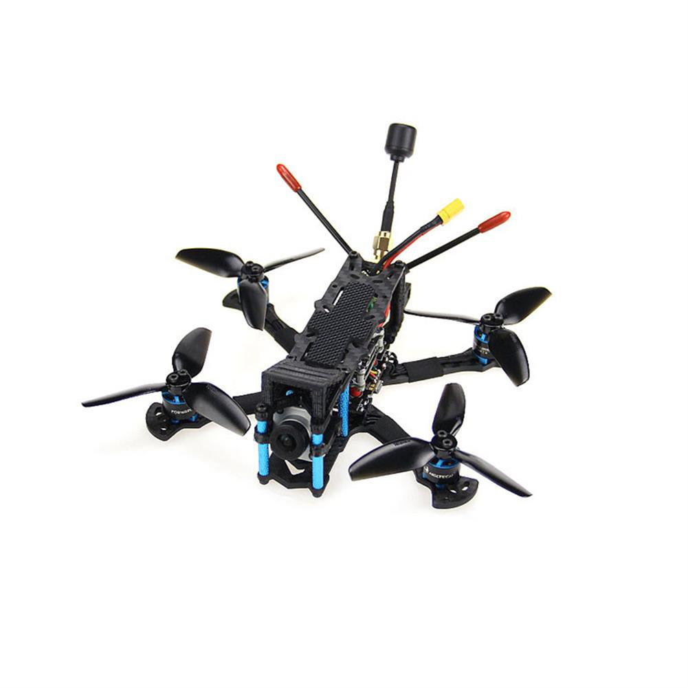 fpv-racing-drone HGLRC Sector132 HD 132mm 4S FPV Racing RC Drone DJI Air Unit Version Zeus35 AIO Flight Controller HOB1662555