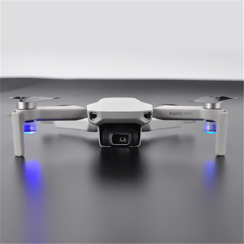 rc-quadcopter-parts STARTRC Flashing LED Night Flight Signal Warning Light Navigation Bult-in Battery for DJI Mavic Mini RC Drone Quadcopter HOB1662603