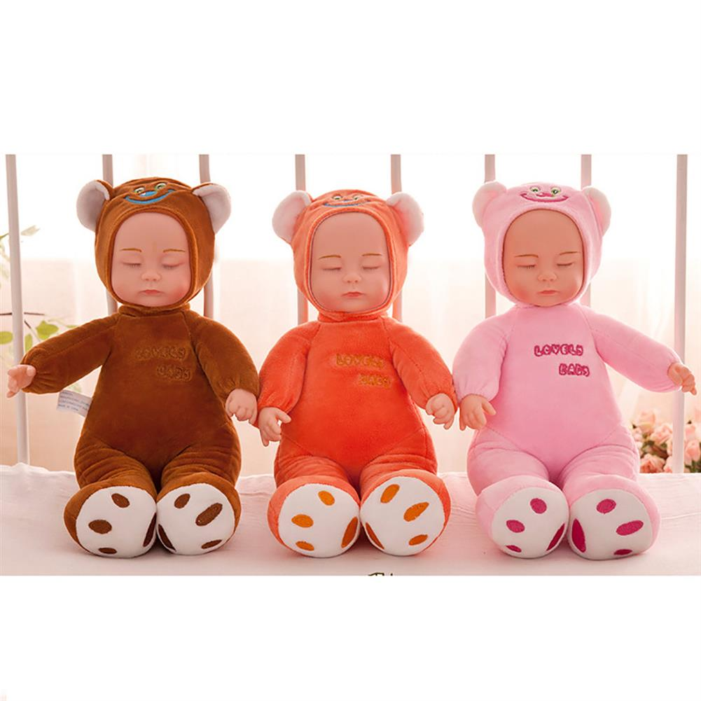 dolls-action-figure Smart Baby Doll Reborn Battery Operated Can Sing Baby Songs Sleep Doll Play House Toys Gift Dolls HOB1663256 1