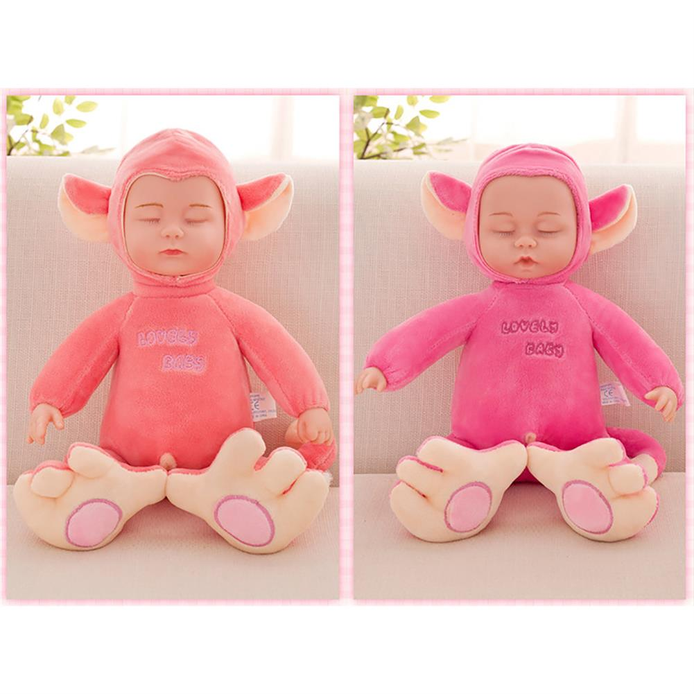 dolls-action-figure Smart Baby Doll Reborn Battery Operated Can Sing Baby Songs Sleep Doll Play House Toys Gift Dolls HOB1663256 2