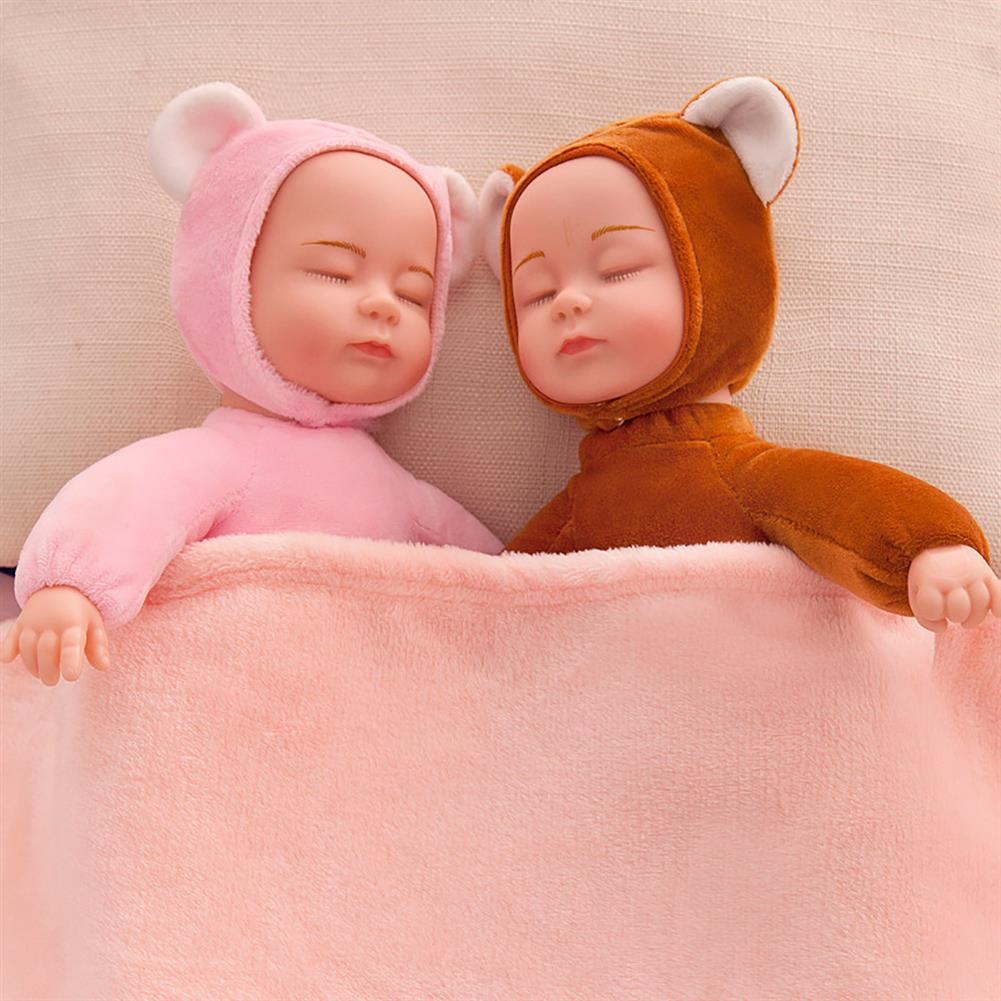 dolls-action-figure Smart Baby Doll Reborn Battery Operated Can Sing Baby Songs Sleep Doll Play House Toys Gift Dolls HOB1663256 3