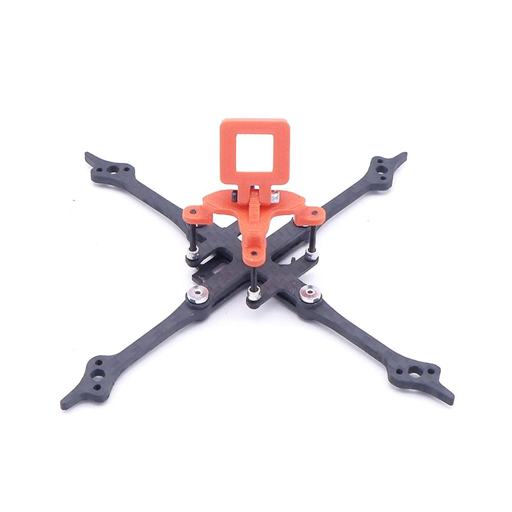 multi-rotor-parts FONSTER KPRO V3 125mm 2.5 inch / 3 inch X Type Toothpick Frame Kit 25.5x25.5mm Mounting Hole 19.5g HOB1663357 1