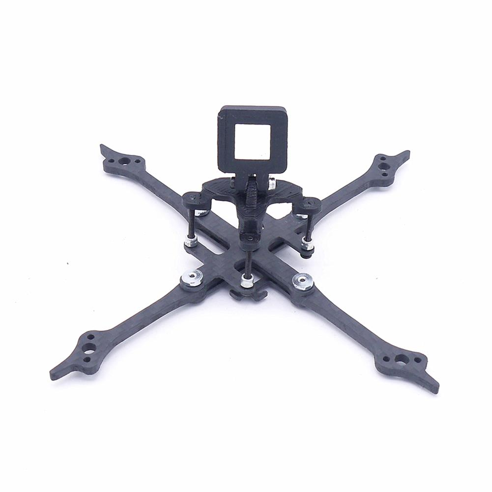 multi-rotor-parts FONSTER KPRO V3 125mm 2.5 inch / 3 inch X Type Toothpick Frame Kit 25.5x25.5mm Mounting Hole 19.5g HOB1663357 2