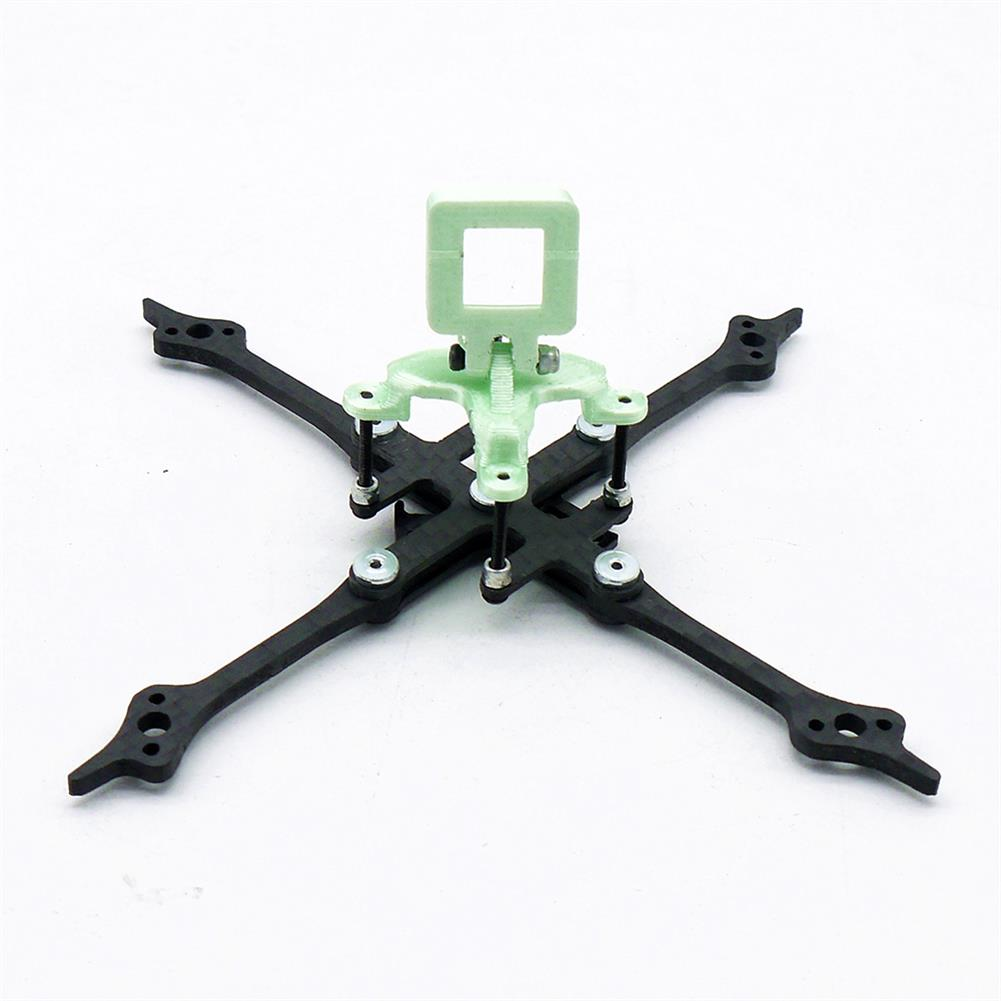 multi-rotor-parts FONSTER KPRO V3 125mm 2.5 inch / 3 inch X Type Toothpick Frame Kit 25.5x25.5mm Mounting Hole 19.5g HOB1663357 3