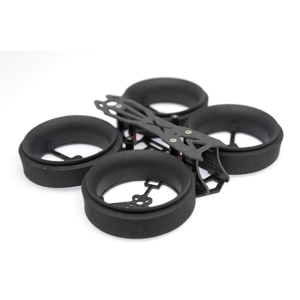 multi-rotor-parts HBFPV DX40 92mm Wheelbase 40mm EVA Duct Tinywhoop Frame Kit for RC Drone FPV Racing HOB1663392
