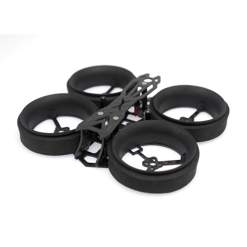 multi-rotor-parts HBFPV DX40 92mm Wheelbase 40mm EVA Duct Tinywhoop Frame Kit for RC Drone FPV Racing HOB1663392 1