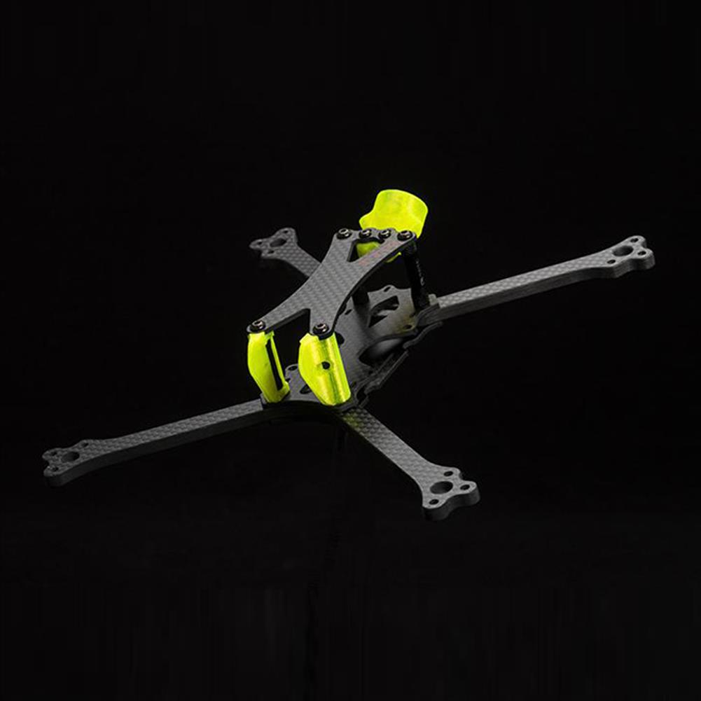 multi-rotor-parts TransTEC Lightning 2 Ultra 5 inch Frame Kit 20x20mm / 30.5x30.5mm install hole with 3D Prined Part HOB1663430