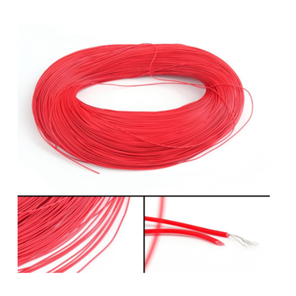 connector-cable-wire 10m 20AWG Flexible Core Silicone Wire Stranded Hookup Wire Electric Testing Strip RC Battery HOB1663491 1