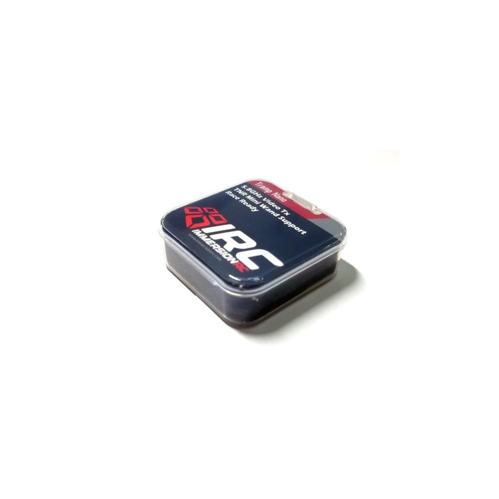 fpv-system IMMERSIONRC TRAMP NANO VTX 1mW-500MW 5.8Ghz 48CH Mini FPV Transmitter 20*20mm for RC Racing Drone Tiny Whoop Airplane HOB1664349 2
