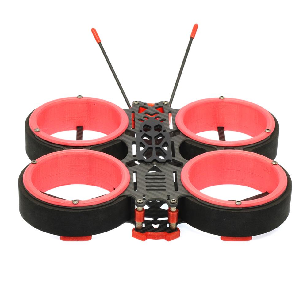 multi-rotor-parts Skystars Angela V2 168mm 3 inch Cinewhoop Frame Kit w/ Duct for RC Drone FPV Racing HOB1664794 2