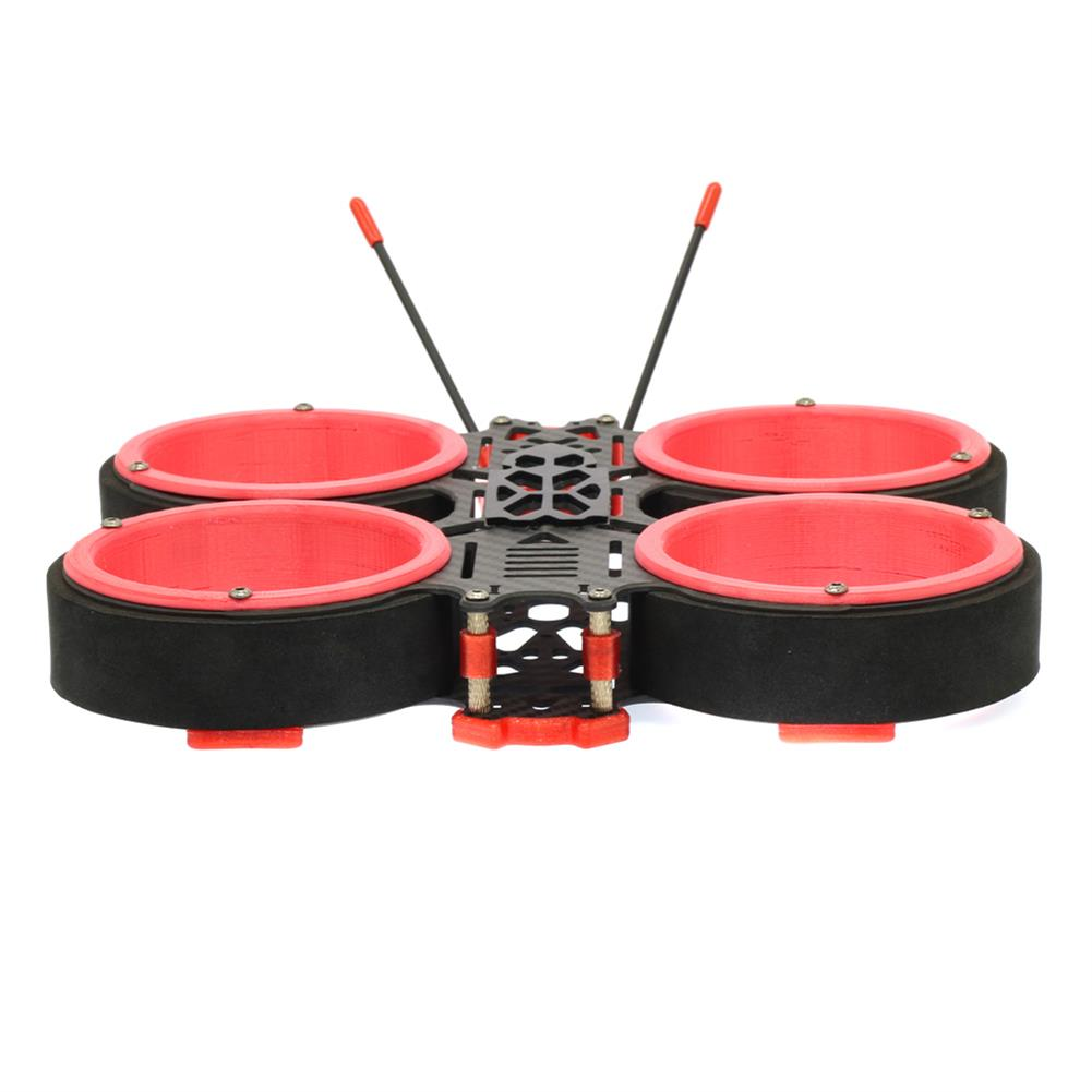 multi-rotor-parts Skystars Angela V2 168mm 3 inch Cinewhoop Frame Kit w/ Duct for RC Drone FPV Racing HOB1664794 3