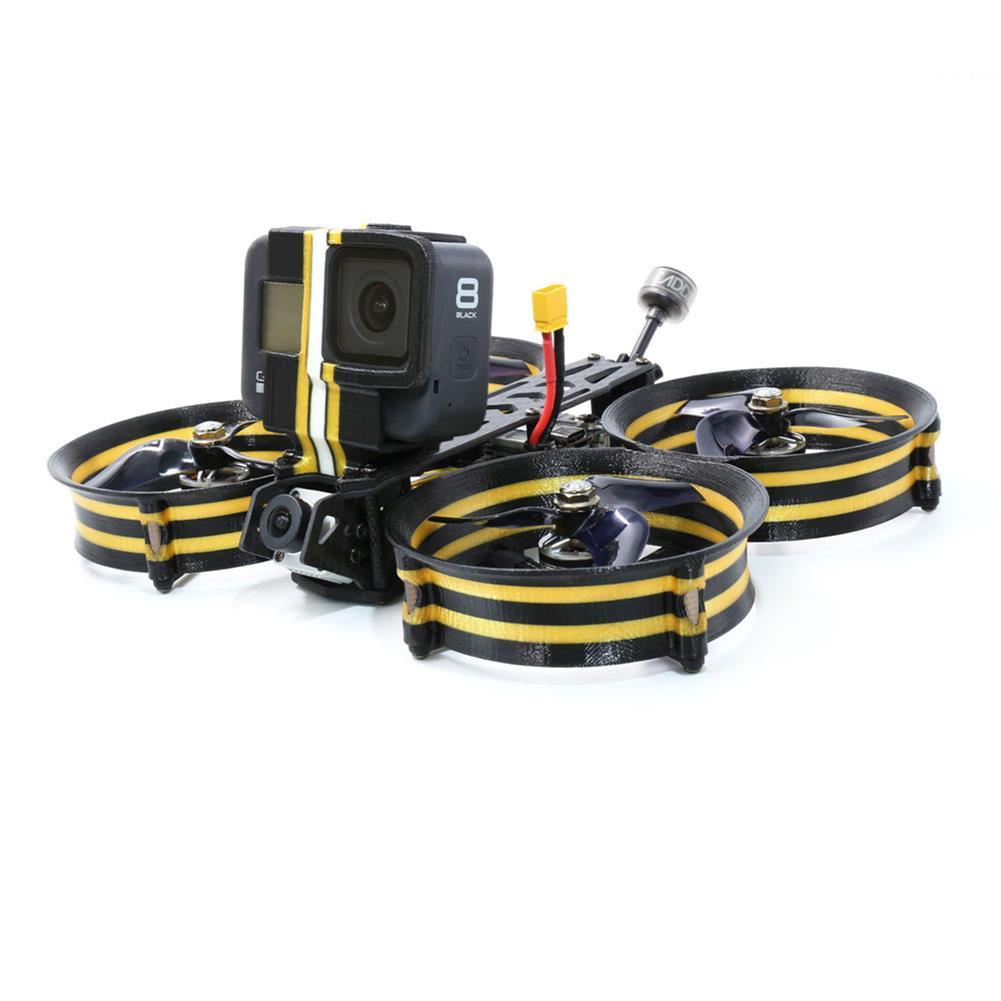 fpv-racing-drone GEPRC CineGO HD VISTA DJI 4S 155mm FPV Racing RC Drone PNP/BNF GR1507 Motor 3600KV 3052 Prop HOB1665141