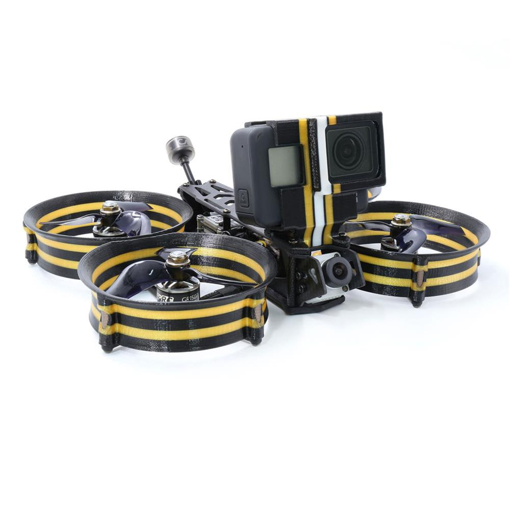 fpv-racing-drone GEPRC CineGO HD VISTA DJI 4S 155mm FPV Racing RC Drone PNP/BNF GR1507 Motor 3600KV 3052 Prop HOB1665141 1