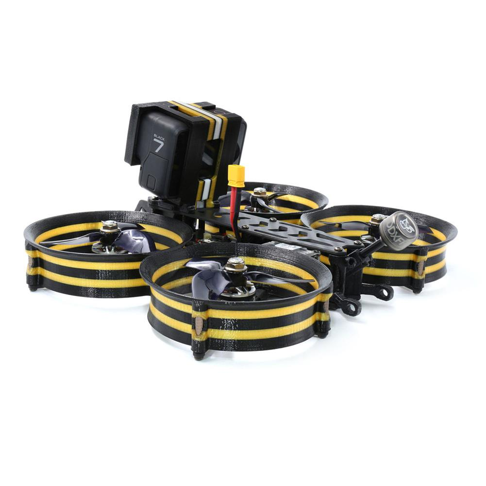 fpv-racing-drone GEPRC CineGO HD VISTA DJI 4S 155mm FPV Racing RC Drone PNP/BNF GR1507 Motor 3600KV 3052 Prop HOB1665141 2