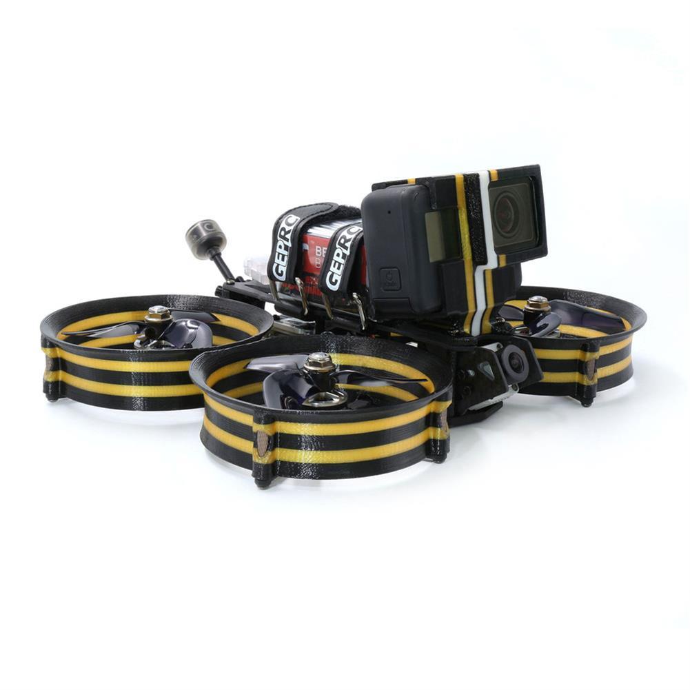 fpv-racing-drone GEPRC CineGO HD VISTA DJI 6S 155mm FPV Racing RC Drone Novice PNP/BNF GR1507 Motor 2800KV 3052 Prop HOB1665161 1