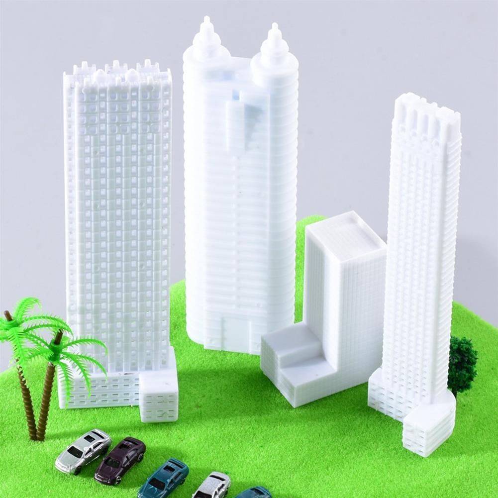 model-building DIY Sand Table Building Model Material Simulation office Building Micro Landscape Model Building HOB1666247