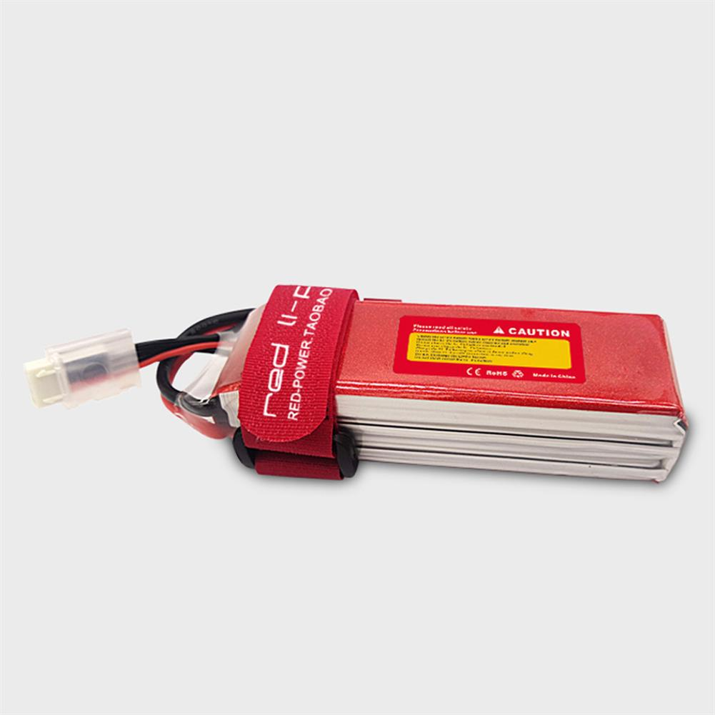 battery-charger RED Lipo 2200mAh 7.4 2S 25C High Rate XT60/T Plug Lipo Battery for RC Airplane Fixed Wing RC Drone HOB1666812 3