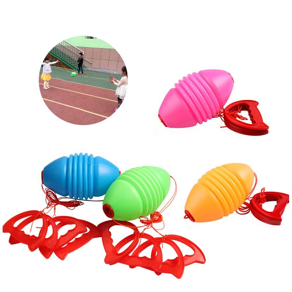 novelties Children's Lara Ball Shuttle Pull Ball Handball Double Cooperation Puller indoor Outdoor Sports Game Toys HOB1666851