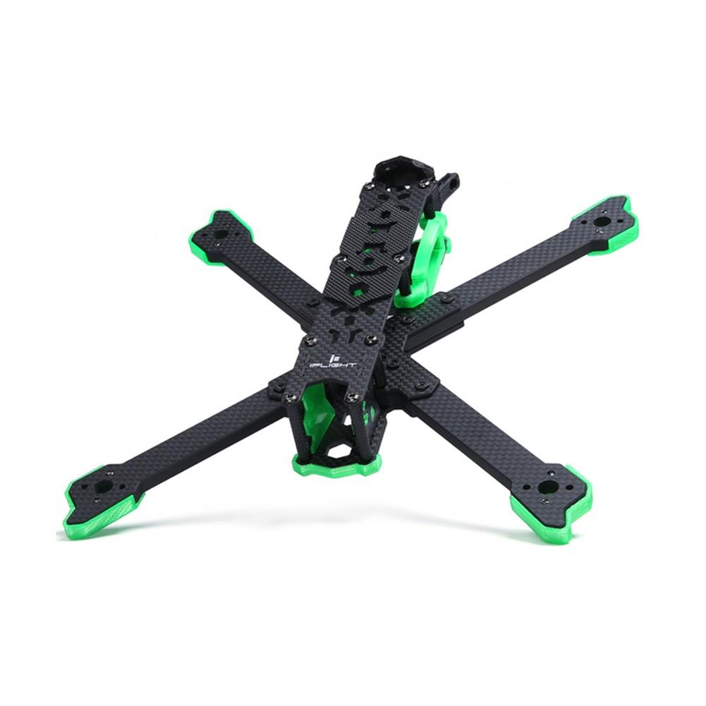 multi-rotor-parts iFlight TITAN XL5 HD Spare Part 250mm 3K Carbon Fiber Frame Kit Compatible DJI Air Unit for RC Drone FPV Racing HOB1667368