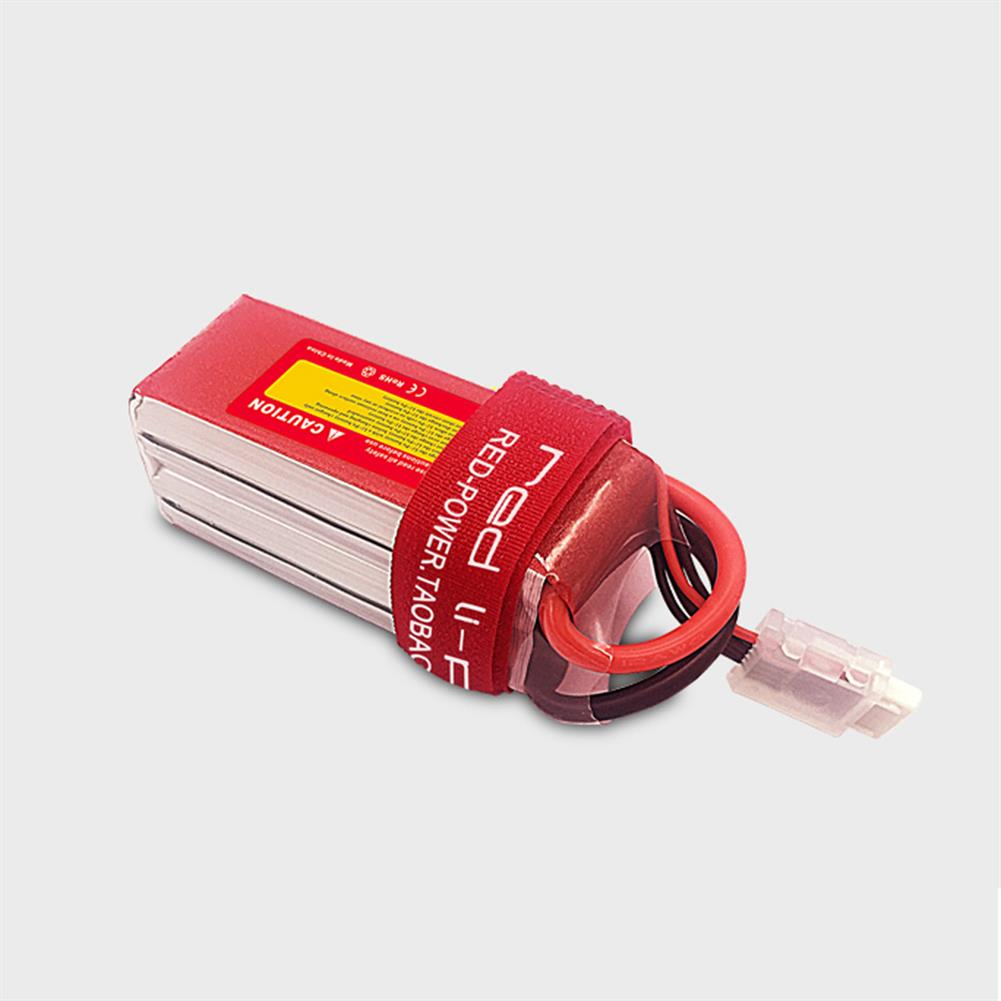 battery-charger RED Lipo 11.1V 1500mAh 3S 25C High Rate XT60/T Plug Lipo Battery for RC Airplane Fixed Wing RC Drone HOB1667497 3