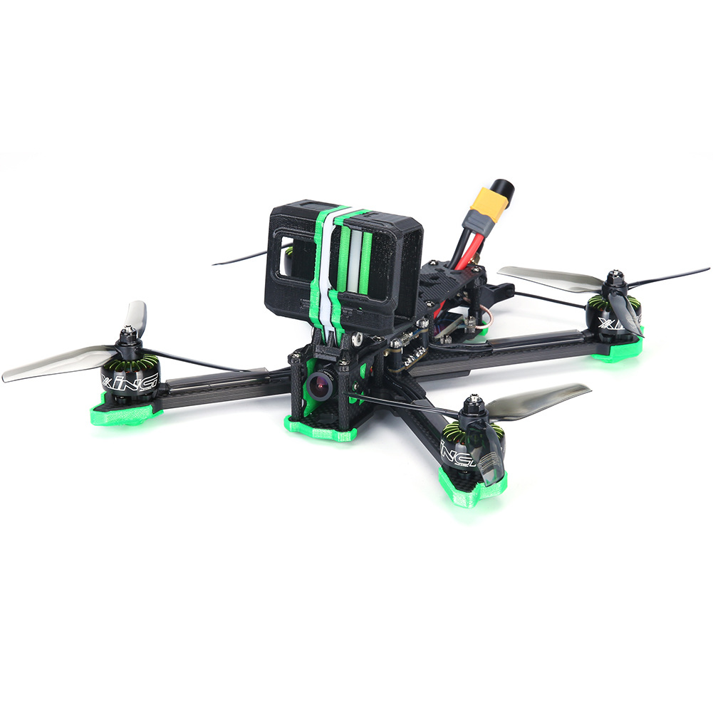 fpv-racing-drone iFlight TITAN XL5 250mm 6S FPV Racing RC Drone PNP/BNF Freestyle SucceX-E F4 45A 4in1 ESC XING 2208 Motor HOB1668391