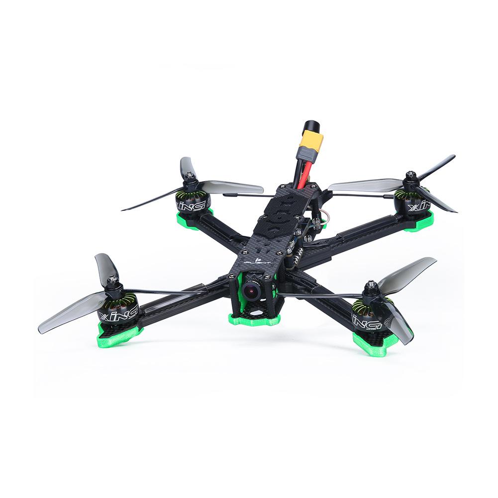 fpv-racing-drone iFlight TITAN XL5 250mm 6S FPV Racing RC Drone PNP/BNF Freestyle SucceX-E F4 45A 4in1 ESC XING 2208 Motor HOB1668391 1