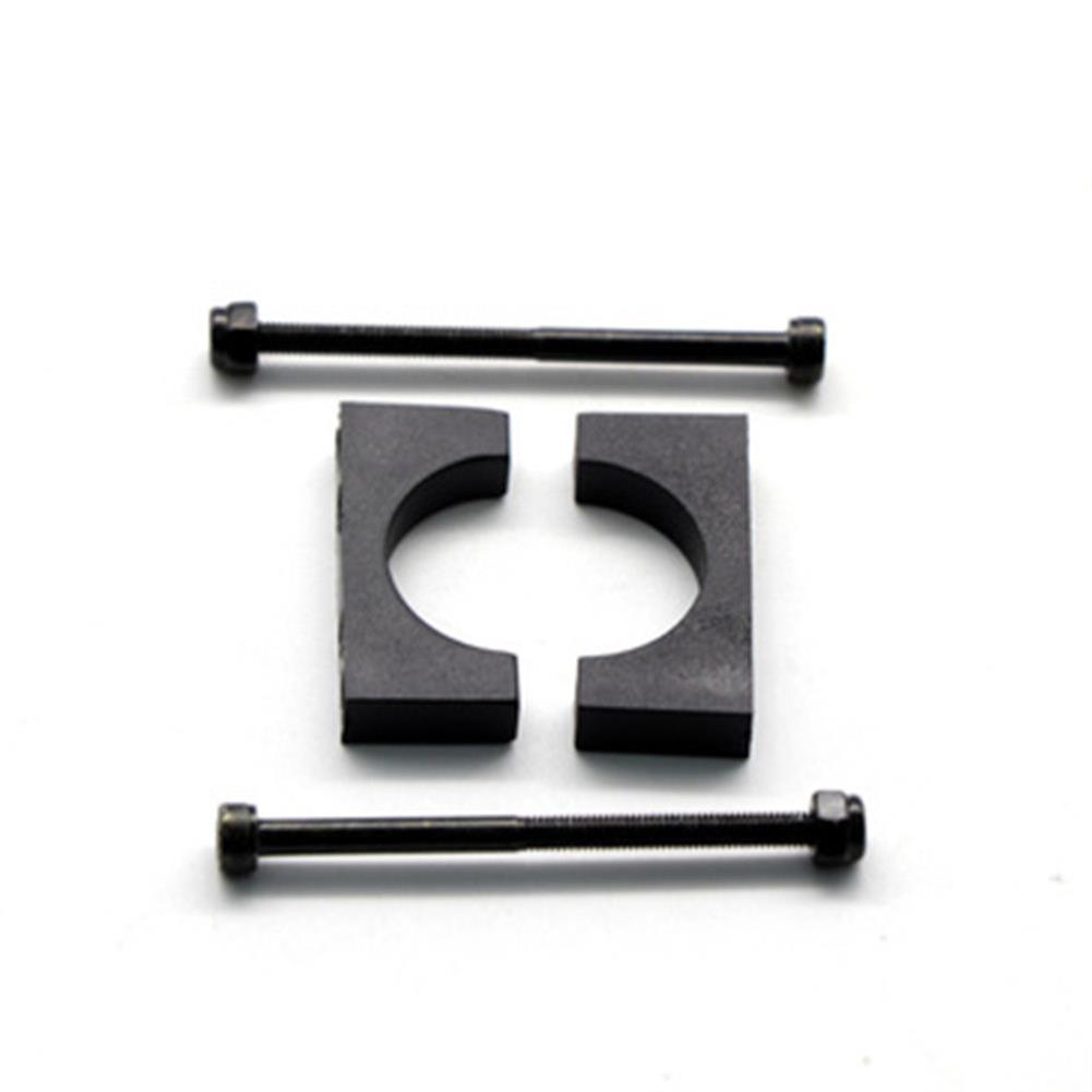 multi-rotor-parts HSKRC 10mm 16mm 20mm 25mm DIY Tube Clamp for Fixing Frame Arm Multi-Rotor Photography Aircraft HOB1668563