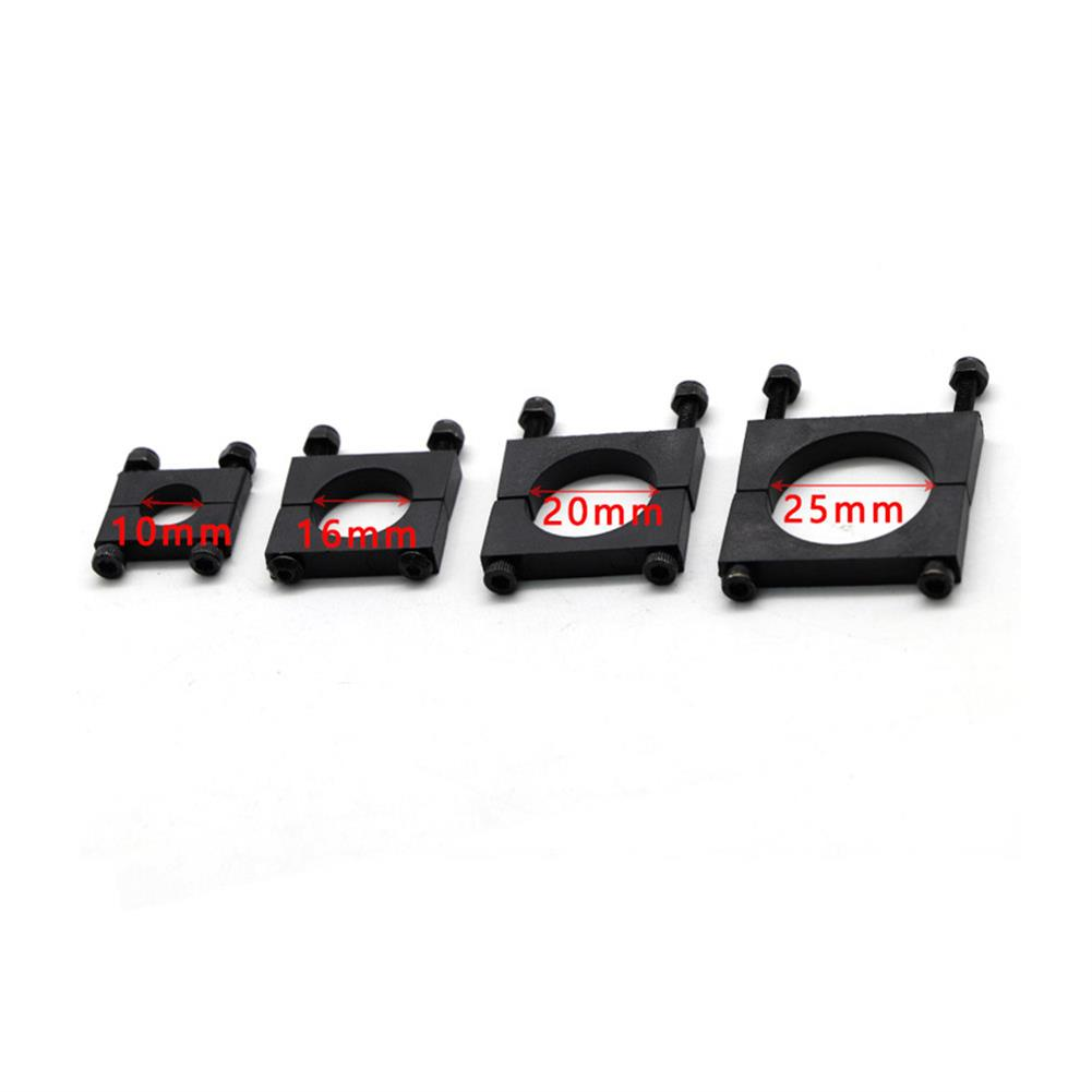 multi-rotor-parts HSKRC 10mm 16mm 20mm 25mm DIY Tube Clamp for Fixing Frame Arm Multi-Rotor Photography Aircraft HOB1668563 1