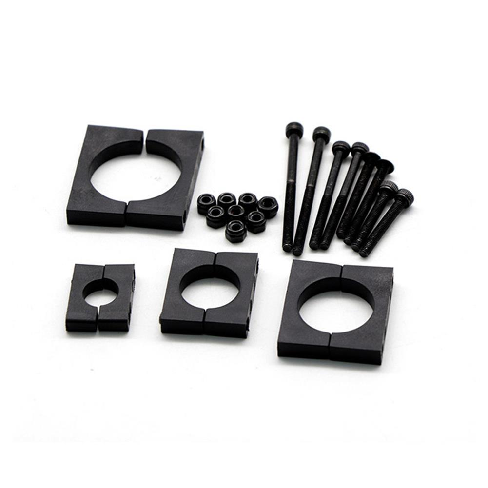 multi-rotor-parts HSKRC 10mm 16mm 20mm 25mm DIY Tube Clamp for Fixing Frame Arm Multi-Rotor Photography Aircraft HOB1668563 2