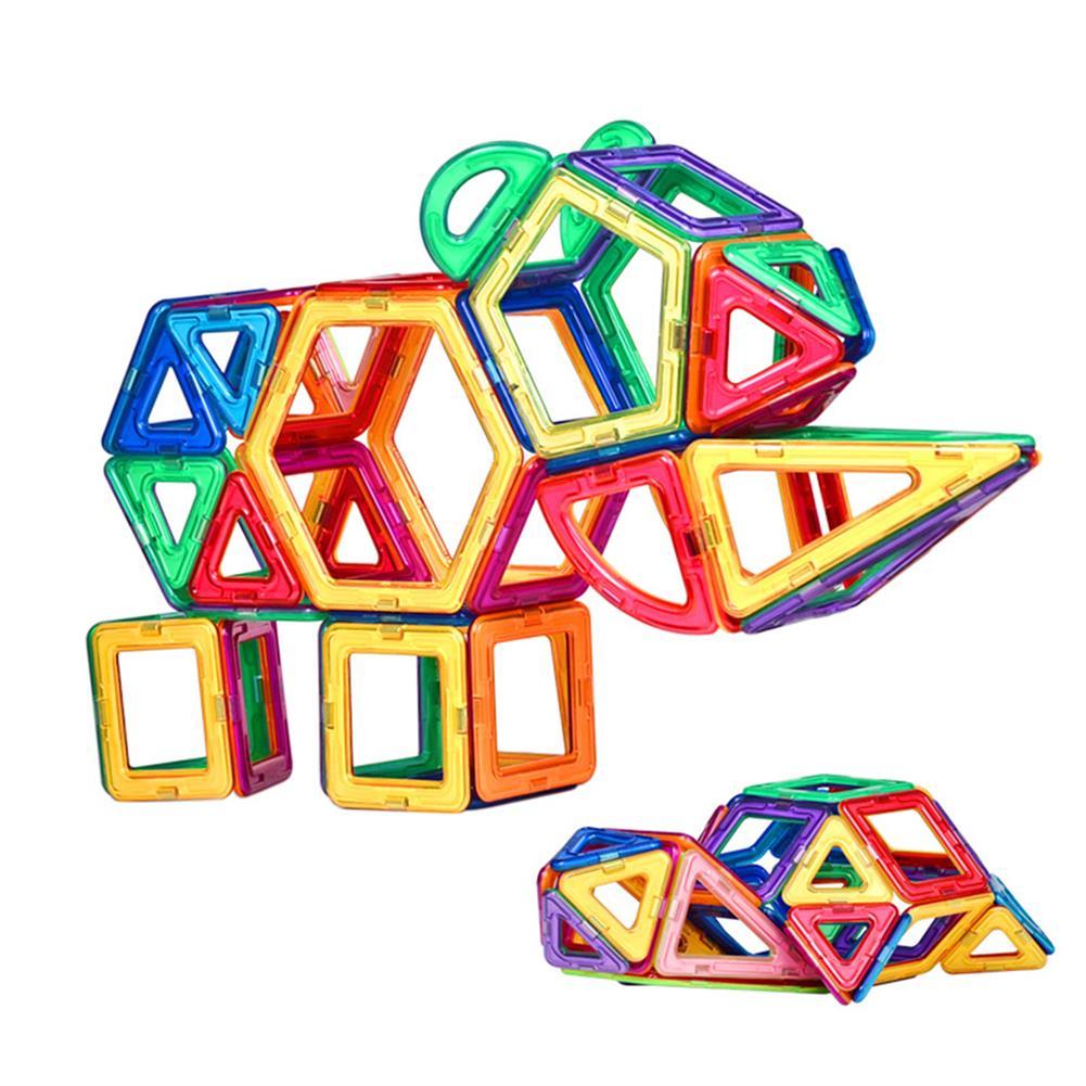 magnetic-toys 25PCS Magnetic Blocks Building Set DIY Magnetic Assembly Toys for Children's Educational HOB1668986 1