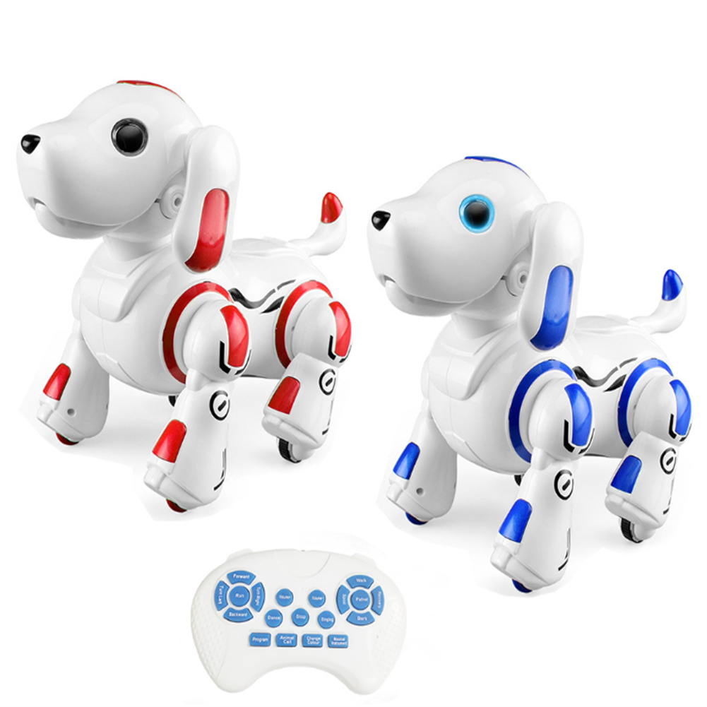 robot-toys MoFun 2.4G Remote Programming Touch Sensing Robotic Puppy Robot Toy HOB1669319