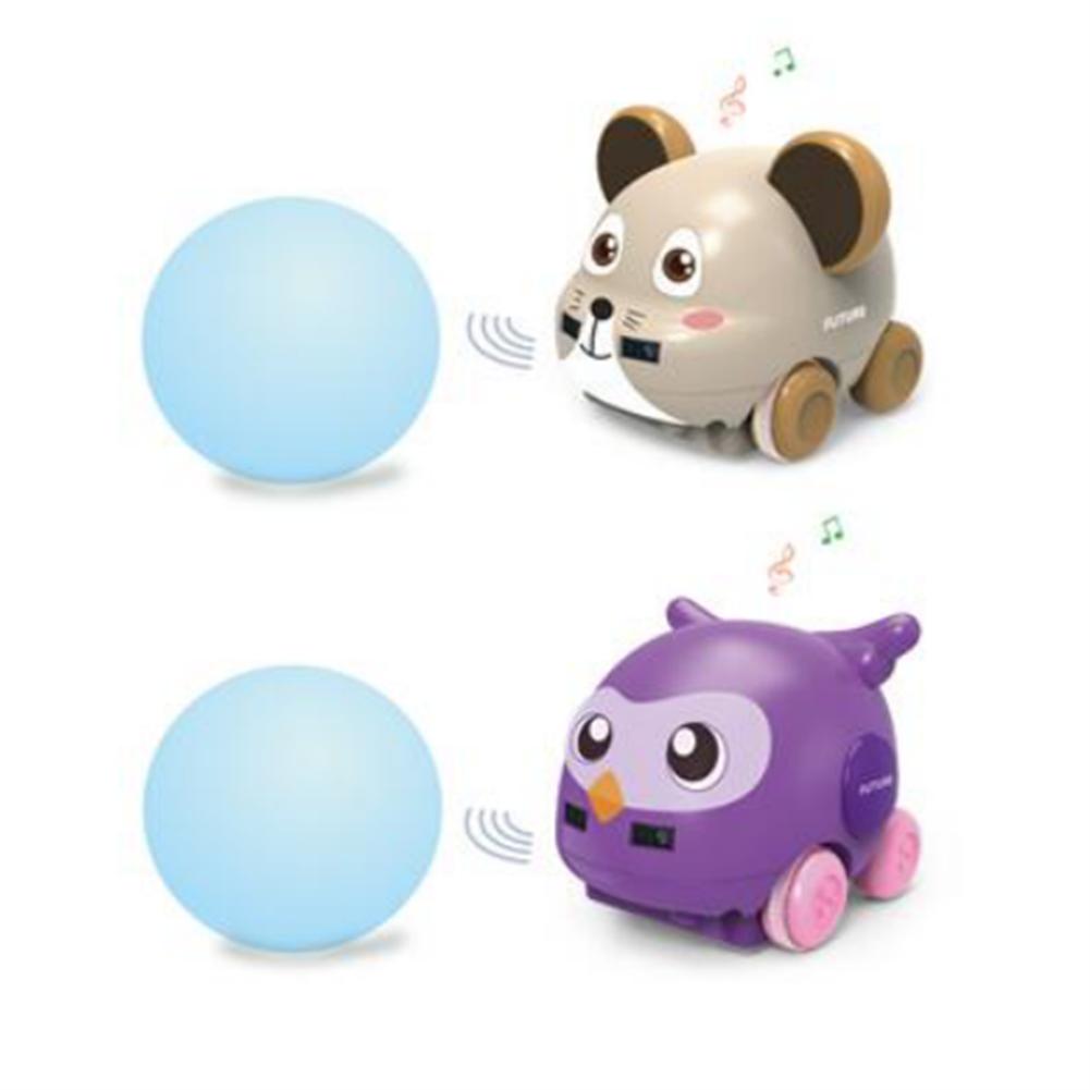 robot-toys MOFUN Cartoon Animal Car Gesture Sensor Hand Control induction Following RC Cute Tracker Cars Toy HOB1669321