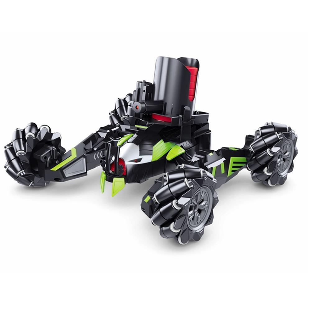 robot-arm-tank MoFun KEYE 2.4G Robotic Vehicle Science Fiction IR Battle Bullet Shooting Watch Controller Drift Car Radio Control Chariot RC Toy Cars HOB1669324