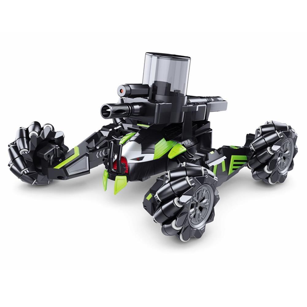 robot-arm-tank MoFun KEYE 2.4G Robotic Vehicle Science Fiction IR Battle Bullet Shooting Watch Controller Drift Car Radio Control Chariot RC Toy Cars HOB1669324 1