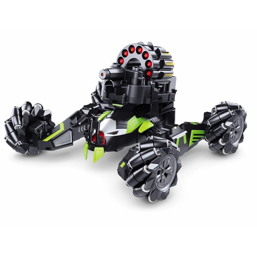 robot-arm-tank MoFun KEYE 2.4G Robotic Vehicle Science Fiction IR Battle Bullet Shooting Watch Controller Drift Car Radio Control Chariot RC Toy Cars HOB1669324 2