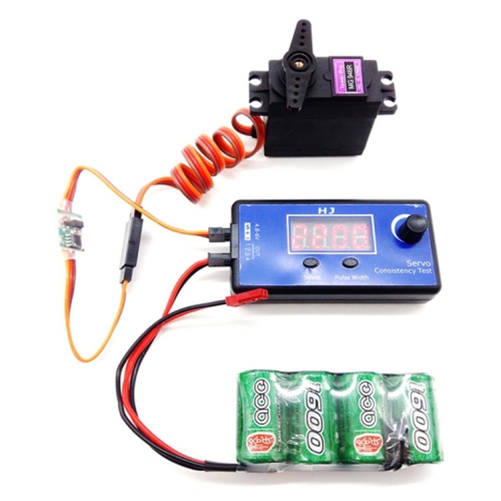 rc-servos RJX 4~12V 5A Servo Signal Reverser Compatible for 20kg Servo HOB1669331