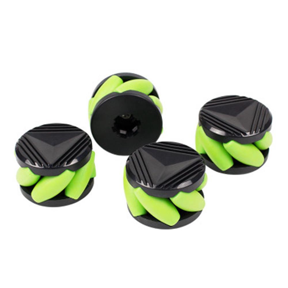 robot-parts-tools yahboom 4PCS 37mm Mecanum Wheels with Motor Shaft Coupling for Robot Car N20 Motor HOB1669345 3