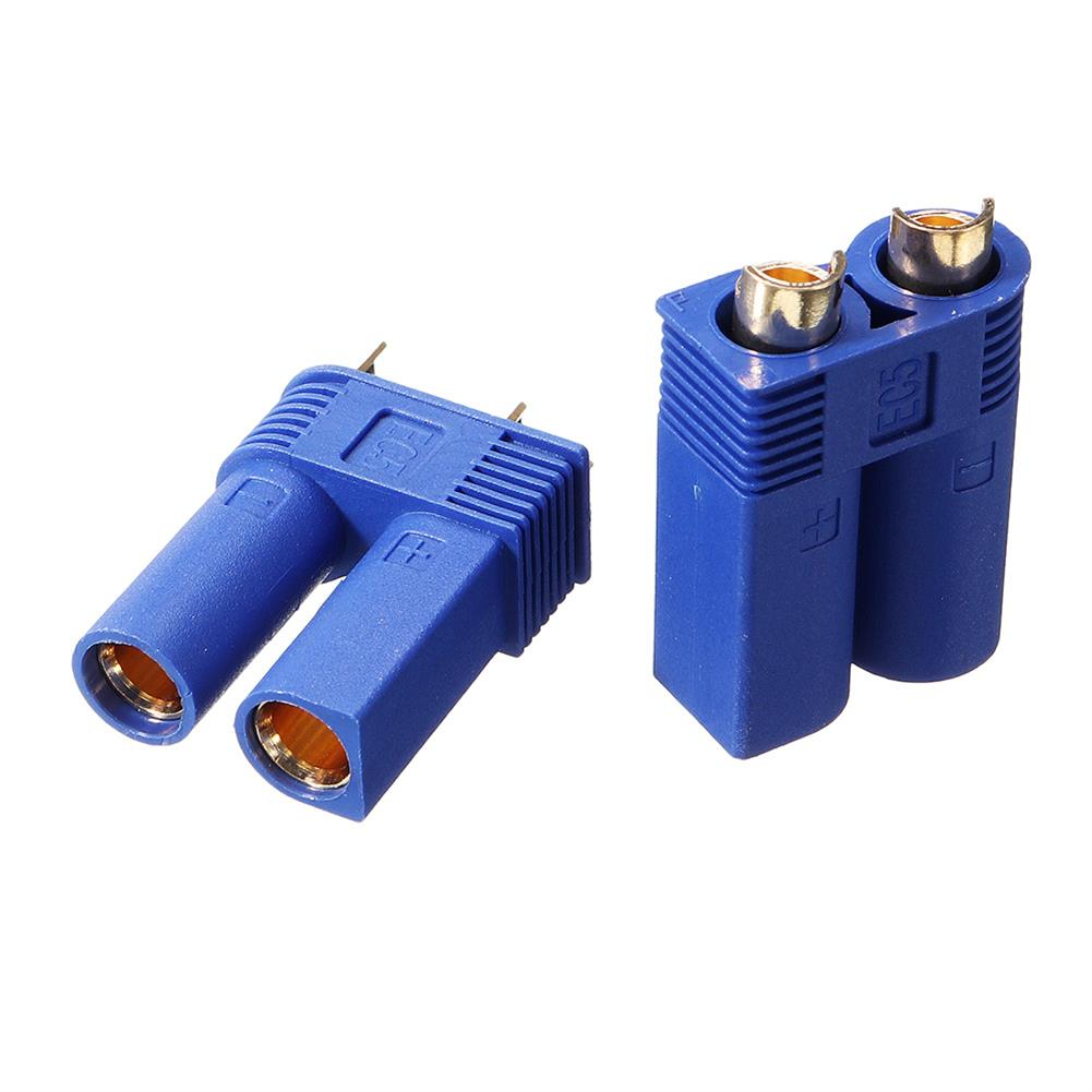connector-cable-wire 1 Set 150A High Current Gold Plating EC5 Connector Socket Plug for RC Model HOB1669357
