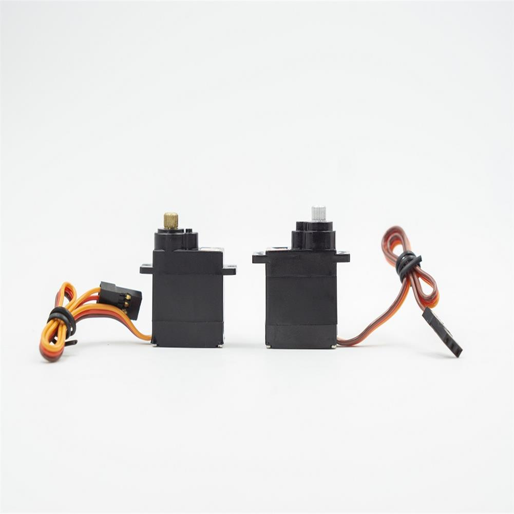 rc-servos GDW DS021MG DS031MG 9g Metal Gear Digital Servo for 450 RC Helicopter Robot RC Airplane HOB1669370
