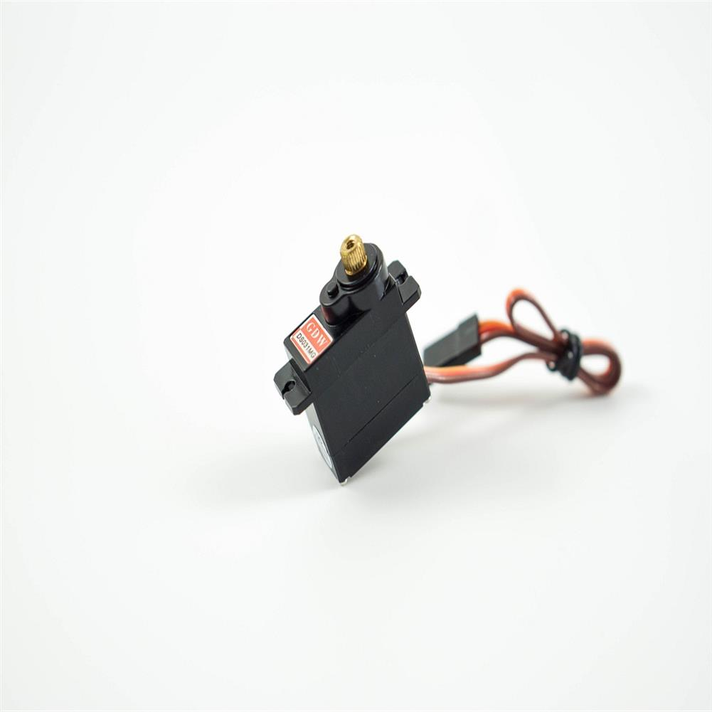 rc-servos GDW DS021MG DS031MG 9g Metal Gear Digital Servo for 450 RC Helicopter Robot RC Airplane HOB1669370 1