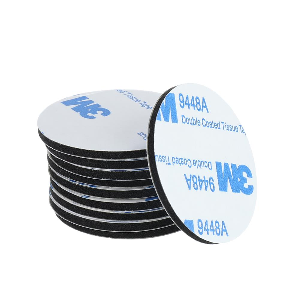 battery-charger 10PCS 35X2mm Double Sided Adhesive Tape Round for Battery install RC Drone HOB1669495