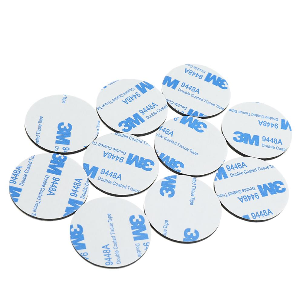 battery-charger 10PCS 35X2mm Double Sided Adhesive Tape Round for Battery install RC Drone HOB1669495 2