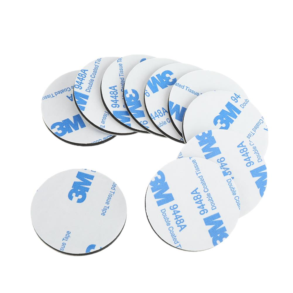 battery-charger 10PCS 35X2mm Double Sided Adhesive Tape Round for Battery install RC Drone HOB1669495 3